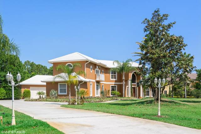 8126 Saratoga Way, Port Saint Lucie, FL 34986 (#RX-10711690) :: Michael Kaufman Real Estate