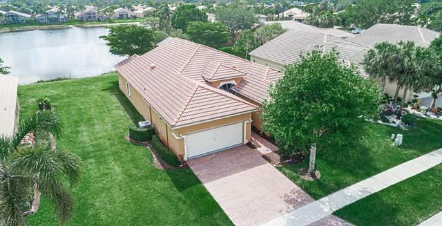 8248 Grand Messina Circle, Boynton Beach, FL 33472 (#RX-10711750) :: Michael Kaufman Real Estate