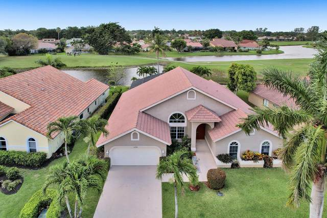 10339 Canoe Brook Circle, Boca Raton, FL 33498 (#RX-10711761) :: Michael Kaufman Real Estate