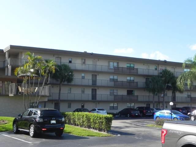9300 SW 8th Street #121, Boca Raton, FL 33428 (#RX-10711765) :: Baron Real Estate