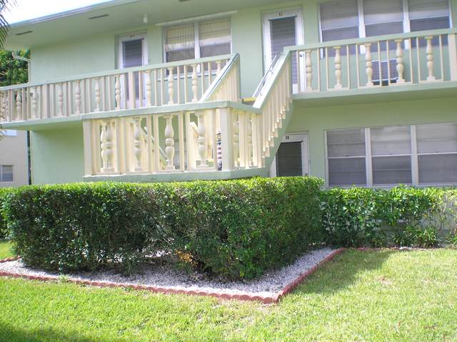 62 Norwich C #62, West Palm Beach, FL 33417 (#RX-10711783) :: Baron Real Estate