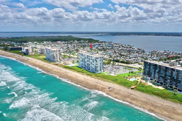 10600 S Ocean Drive #310, Jensen Beach, FL 34957 (#RX-10711818) :: Real Treasure Coast