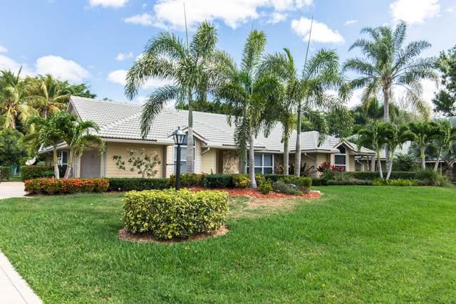 14 Dunbar Road, Palm Beach Gardens, FL 33418 (#RX-10711840) :: DO Homes Group