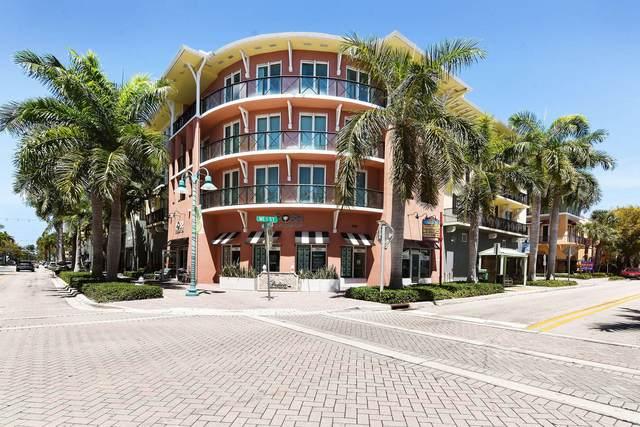 235 NE 1st Street #306, Delray Beach, FL 33444 (#RX-10711898) :: Michael Kaufman Real Estate