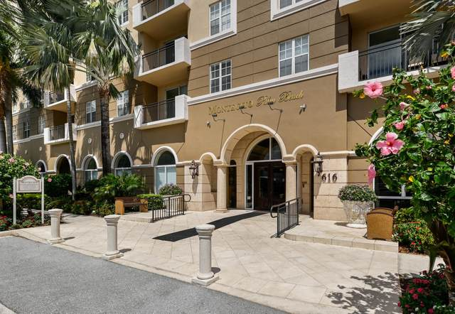 616 Clearwater Park Road #406, West Palm Beach, FL 33401 (#RX-10711901) :: DO Homes Group