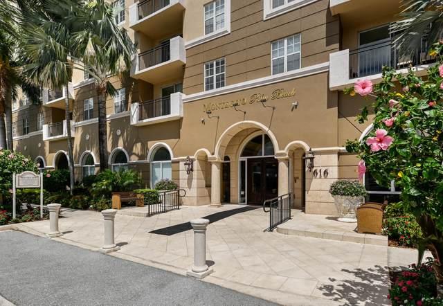 616 Clearwater Park Road #406, West Palm Beach, FL 33401 (#RX-10711901) :: Dalton Wade