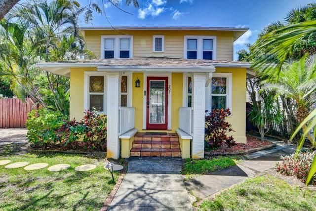 207 Ocean Breeze, Lake Worth Beach, FL 33460 (MLS #RX-10711912) :: Berkshire Hathaway HomeServices EWM Realty