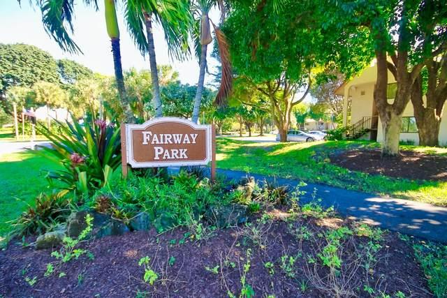 5603 Fairway Park Drive #203, Boynton Beach, FL 33437 (#RX-10711924) :: Ryan Jennings Group