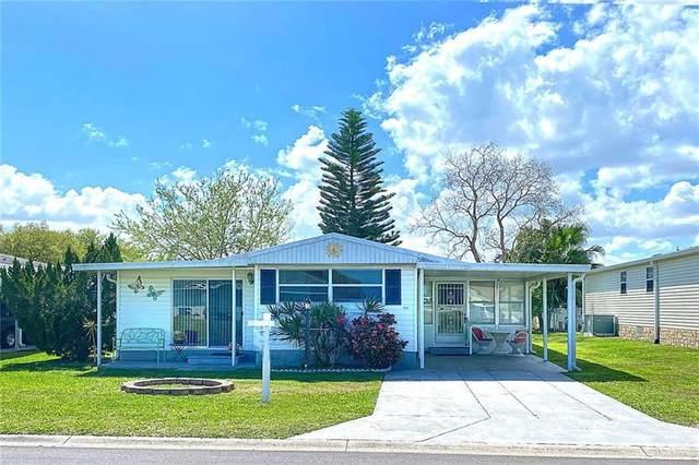 842 Hawthorn Circle, Barefoot Bay, FL 32976 (#RX-10712005) :: The Rizzuto Woodman Team