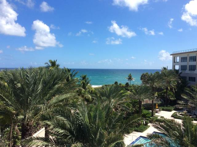 3000 S Ocean Boulevard #404, Palm Beach, FL 33480 (#RX-10712014) :: Baron Real Estate