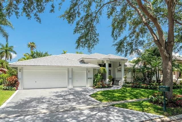 10727 Avenida Santa Ana, Boca Raton, FL 33498 (#RX-10712084) :: Michael Kaufman Real Estate