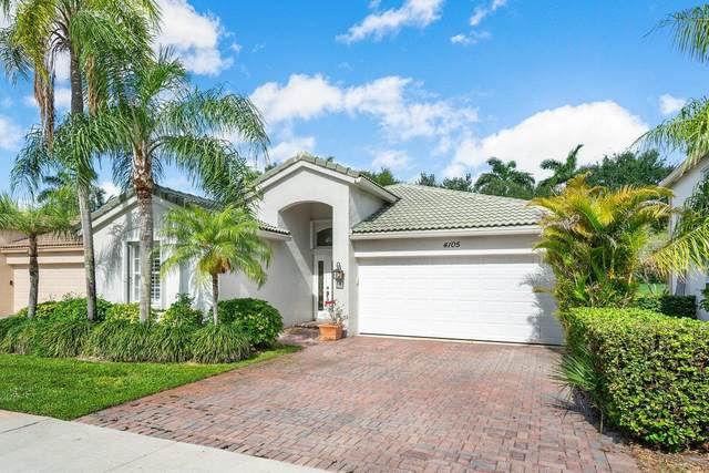 4105 Bluff Harbor Way, Wellington, FL 33449 (MLS #RX-10712104) :: Berkshire Hathaway HomeServices EWM Realty