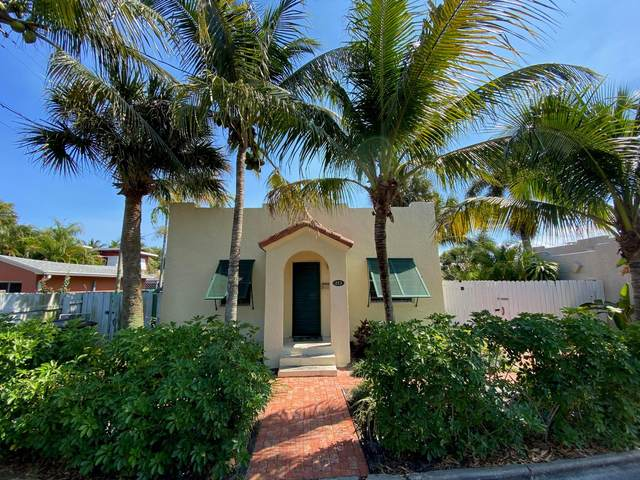 211 7th Avenue N, Lake Worth Beach, FL 33460 (MLS #RX-10712115) :: Berkshire Hathaway HomeServices EWM Realty