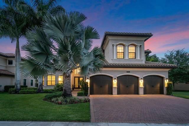16873 Charles River Drive, Delray Beach, FL 33446 (#RX-10712126) :: Michael Kaufman Real Estate