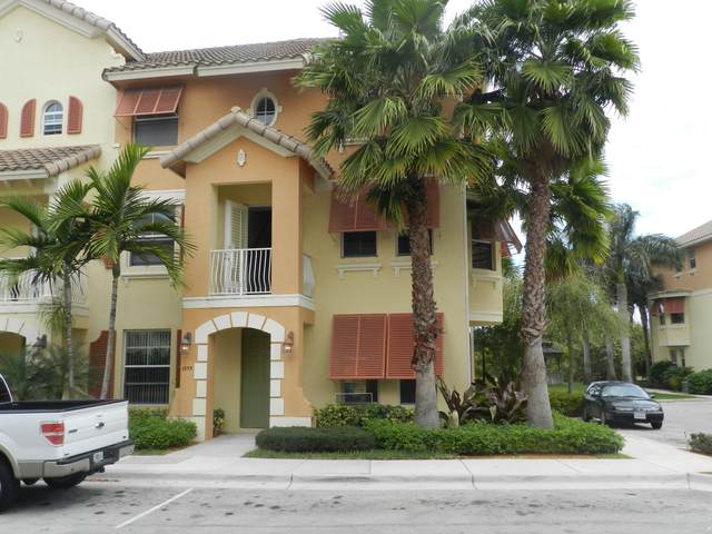 1353 Piazza Pitti, Boynton Beach, FL 33426 (#RX-10712134) :: Posh Properties