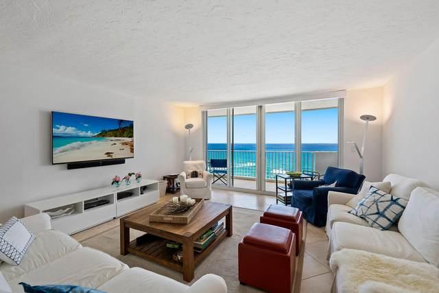 3000 S Ocean Boulevard #1204, Boca Raton, FL 33432 (#RX-10712141) :: Signature International Real Estate
