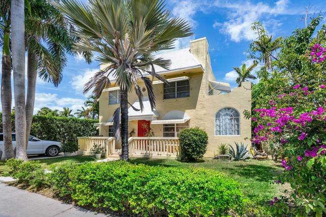 422 N Lakeside Drive, Lake Worth Beach, FL 33460 (MLS #RX-10712177) :: Berkshire Hathaway HomeServices EWM Realty