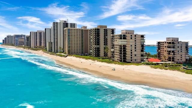 5480 N Ocean Drive B1c, Singer Island, FL 33404 (#RX-10712188) :: Heather Towe | Keller Williams Jupiter