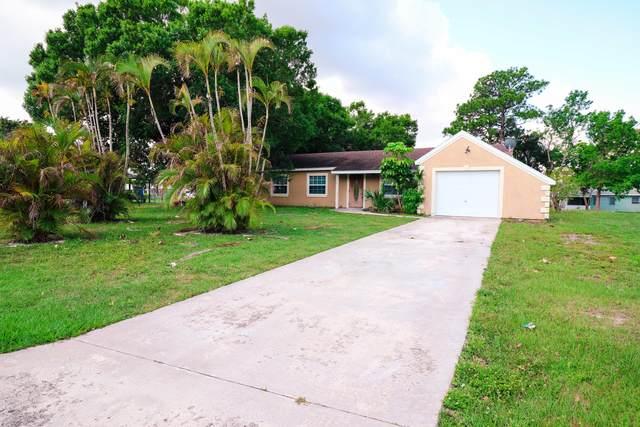 2092 SE Triumph Road, Port Saint Lucie, FL 34952 (#RX-10712191) :: Michael Kaufman Real Estate
