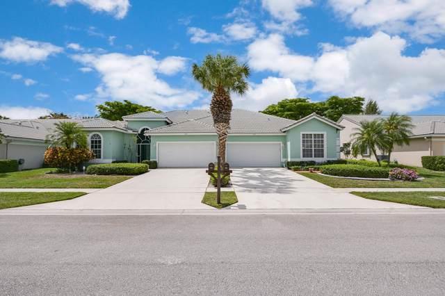 7836 Rockford Road, Boynton Beach, FL 33472 (MLS #RX-10712249) :: Berkshire Hathaway HomeServices EWM Realty