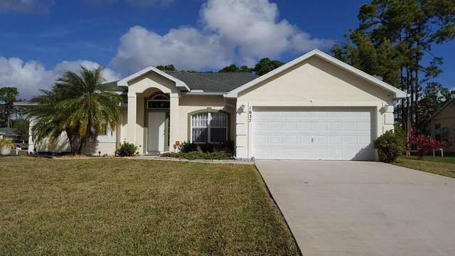 1657 SW Mercedes Avenue, Port Saint Lucie, FL 34953 (#RX-10712275) :: Posh Properties