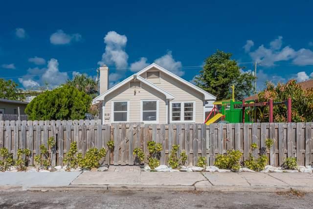 919 N J Street, Lake Worth Beach, FL 33460 (MLS #RX-10712282) :: Berkshire Hathaway HomeServices EWM Realty