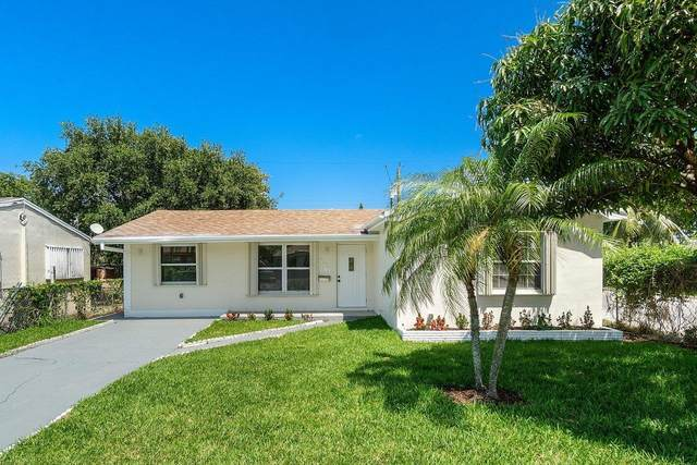 930 S C Street, Lake Worth Beach, FL 33460 (MLS #RX-10712311) :: Berkshire Hathaway HomeServices EWM Realty