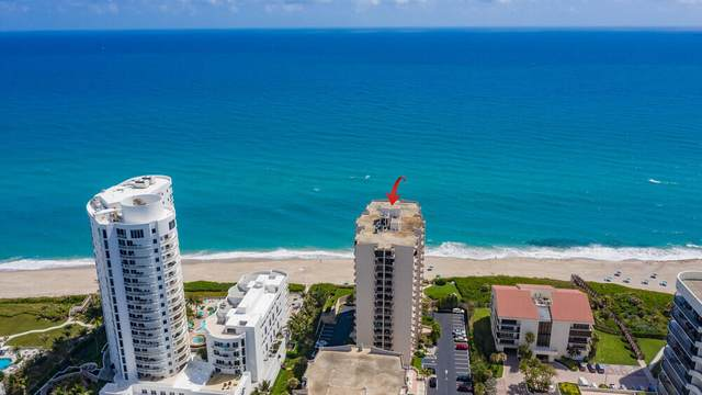 4200 N Ocean Drive 1-1806, Riviera Beach, FL 33404 (MLS #RX-10712314) :: Berkshire Hathaway HomeServices EWM Realty