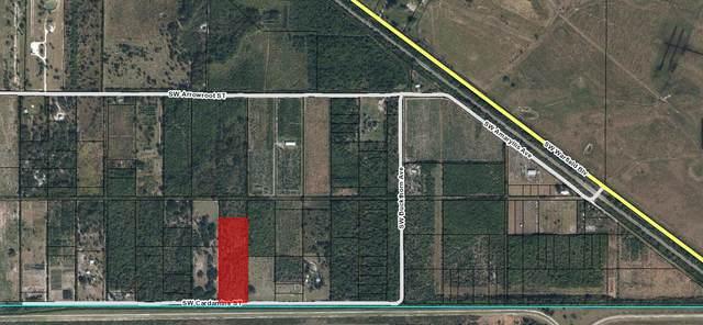 0000 SW Cardamine Street, Indiantown, FL 34956 (#RX-10712342) :: Posh Properties