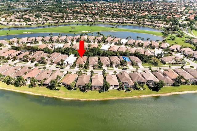 6942 Fairway Lakes Drive, Boynton Beach, FL 33472 (#RX-10712343) :: Michael Kaufman Real Estate