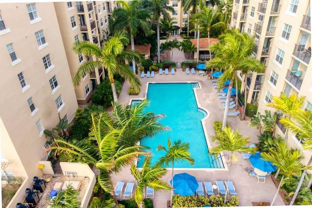 1801 N Flagler Drive #236, West Palm Beach, FL 33407 (#RX-10712344) :: Baron Real Estate