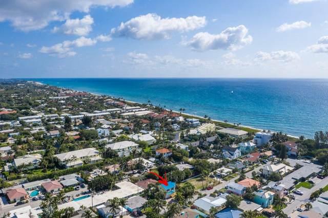 36 Oceanview Drive, Ocean Ridge, FL 33435 (#RX-10712346) :: Posh Properties