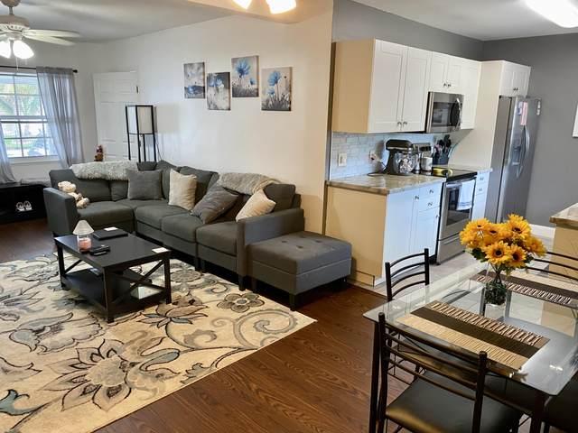 206 N E Street, Lake Worth Beach, FL 33460 (MLS #RX-10712364) :: Berkshire Hathaway HomeServices EWM Realty
