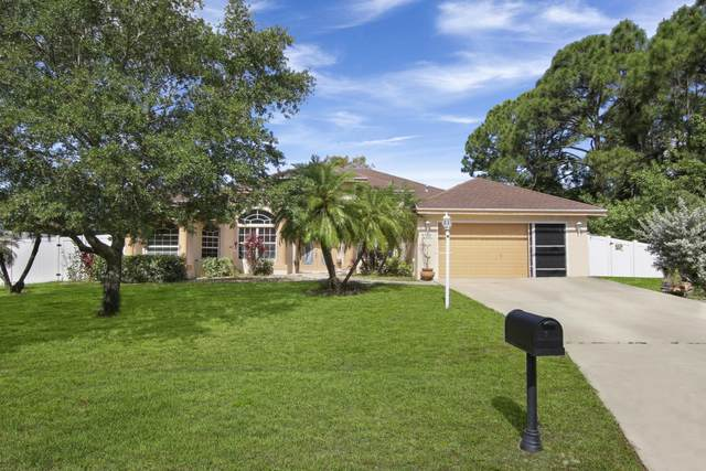 1598 SW Byron Street, Port Saint Lucie, FL 34983 (#RX-10712421) :: Michael Kaufman Real Estate