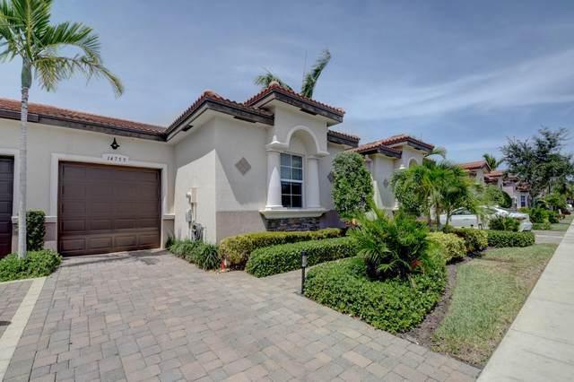 14759 Barletta Way, Delray Beach, FL 33446 (#RX-10712433) :: Michael Kaufman Real Estate