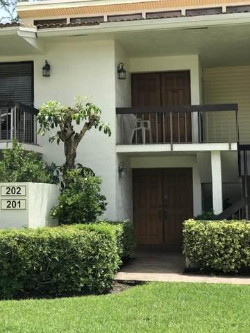 6890 Willow Wood Drive #202, Boca Raton, FL 33434 (#RX-10712444) :: Baron Real Estate