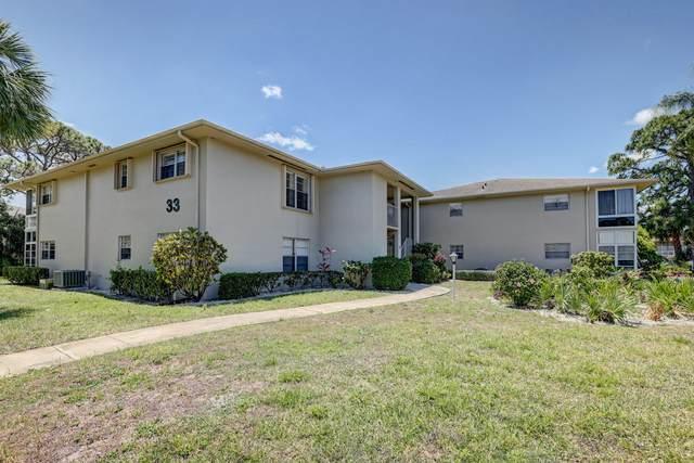 33 Lake Vista Trail #202, Port Saint Lucie, FL 34952 (#RX-10712446) :: Ryan Jennings Group