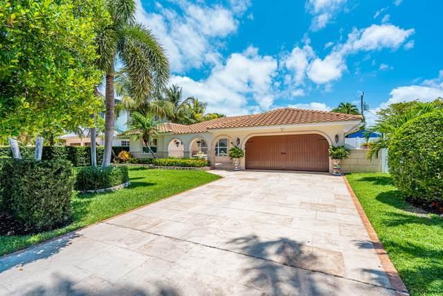500 NE Spanish Trail, Boca Raton, FL 33432 (#RX-10712453) :: Michael Kaufman Real Estate