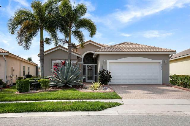 8650 Pine Cay, West Palm Beach, FL 33411 (#RX-10712482) :: Michael Kaufman Real Estate