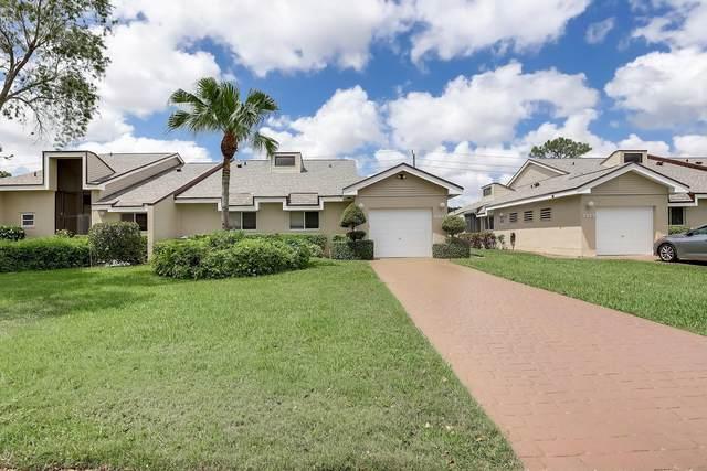 6891 Fountains Circle, Lake Worth, FL 33467 (#RX-10712487) :: The Reynolds Team | Compass