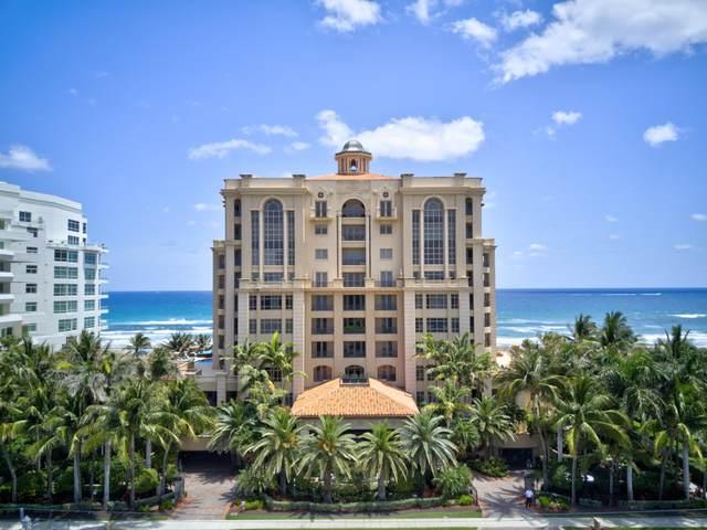 2500 S Ocean Boulevard #103, Boca Raton, FL 33432 (#RX-10712491) :: DO Homes Group