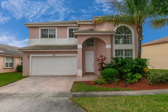 1941 NW 169 Avenue, Pembroke Pines, FL 33028 (#RX-10712587) :: Posh Properties