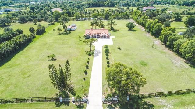 19806 Black Falcon Road, Loxahatchee, FL 33470 (MLS #RX-10712652) :: Castelli Real Estate Services
