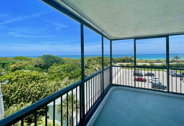 5163 N Highway A1a #516, Hutchinson Island, FL 34949 (#RX-10712674) :: Real Treasure Coast