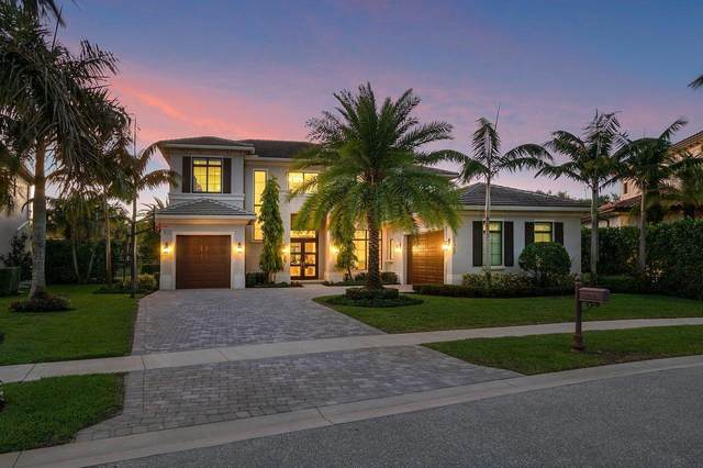 17542 Cadena Drive, Boca Raton, FL 33496 (#RX-10712675) :: Michael Kaufman Real Estate