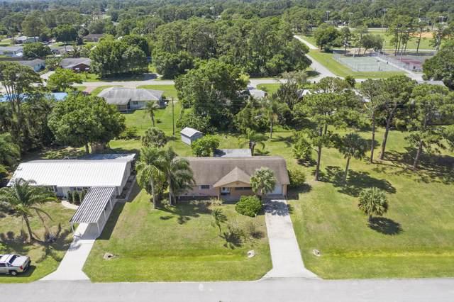 7005 Fort Walton Avenue, Fort Pierce, FL 34951 (MLS #RX-10712713) :: The Paiz Group