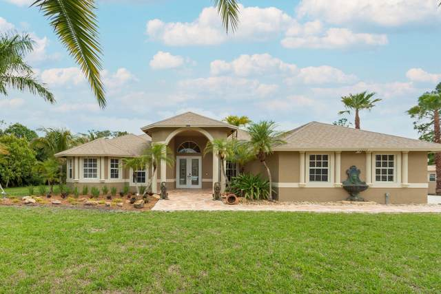 13256 Temple Boulevard, West Palm Beach, FL 33412 (MLS #RX-10712718) :: Berkshire Hathaway HomeServices EWM Realty