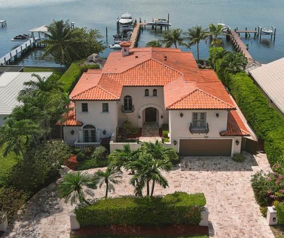 1007 N Atlantic Drive, Lantana, FL 33462 (#RX-10712757) :: Posh Properties