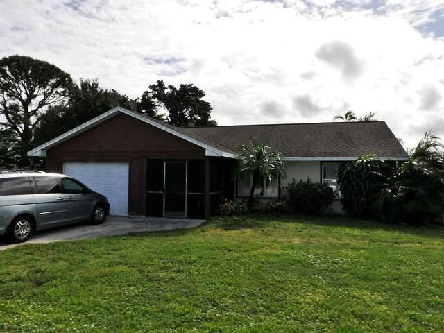 1526 SE Port St Lucie Boulevard, Port Saint Lucie, FL 34953 (#RX-10712773) :: Michael Kaufman Real Estate