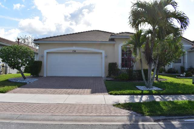 738 SW Rocky Bayou Terrace, Port Saint Lucie, FL 34986 (#RX-10712779) :: Real Treasure Coast